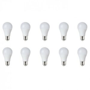 LED Lamp 10 Pack - E27 Fitting - 15W - Helder/Koud Wit 6400K-1