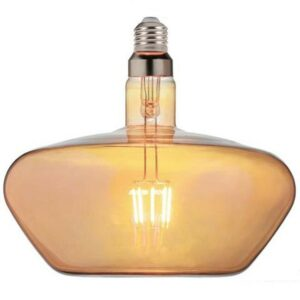 LED Lamp - Design - Gonza - E27 Fitting - Amber - 8W - Warm Wit 2200K-1