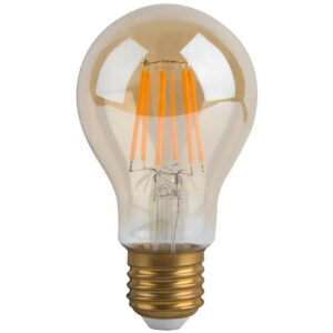 LED Lamp - Facto - Filament Bulb - E27 Fitting - Dimbaar - 7W - Warm Wit 2700K-1