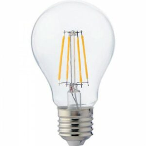 LED Lamp - Filament - E27 Fitting - 8W - Natuurlijk Wit 4200K-1