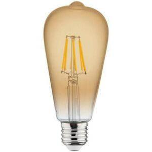 LED Lamp - Filament Rustiek - Vita - E27 Fitting - 6W - Warm Wit 2200K-1