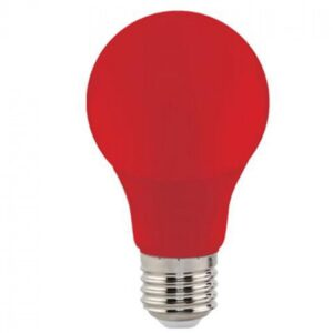 LED Lamp - Specta - Rood Gekleurd - E27 Fitting - 3W-1