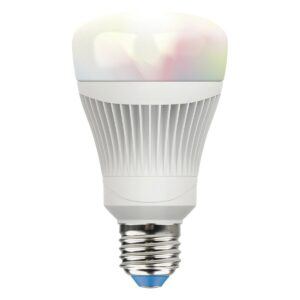 LED Lamp WiZ RGB - Trion - E27 Fitting - 11W Dimbaar - Slimme LED - Wifi LED - Smart LED met Afstandsbediening-1
