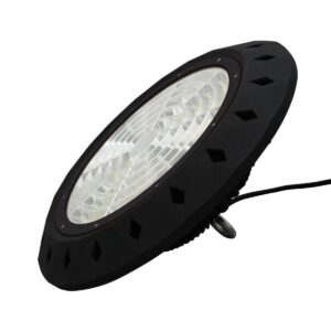 LED UFO High Bay 200W - Aigi - Magazijnverlichting - Waterdicht IP65 - Helder/Koud Wit 5700K - Aluminium-1