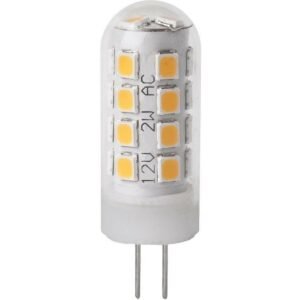 MEGAMAN - LED Lamp - Storm - G4 Fitting - 2.5W - Warm Wit 2800K | Vervangt 25W-1