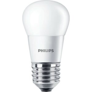 PHILIPS - LED Lamp - CorePro Lustre 827 P45 FR - E27 Fitting - 4W - Warm Wit 2700K | Vervangt 25W-1