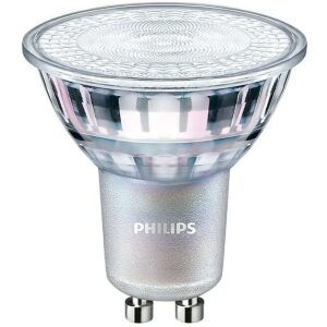 PHILIPS - LED Spot - MASTER 927 36D VLE - GU10 Fitting - DimTone Dimbaar - 3.7W - Warm Wit 2200K-2700K | Vervangt 35W-1