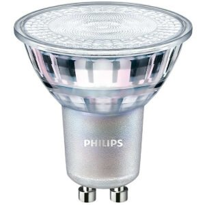 PHILIPS - LED Spot - MASTER 927 36D VLE - GU10 Fitting - DimTone Dimbaar - 4.9W - Warm Wit 2200K-2700K | Vervangt 50W-1