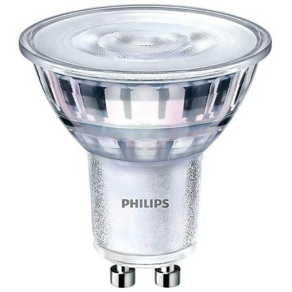 PHILIPS - LED Spot Set - SceneSwitch 827 36D - Pragmi Pollon Pro - GU10 Fitting - Dimbaar - Inbouw Rond - Mat Zwart - 1.5W-5W - Warm Wit 2200K-2700K - Verdiept - Ø82mm-3