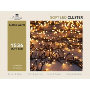 Clusterverlichting 1536-lamps soft-LED 'classic warm'-1