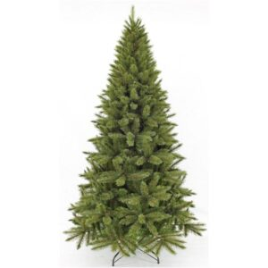 Kunstkerstboom Forest frosted pine slim 230cm-1