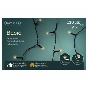 LED basicverlichting 120-lamps