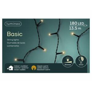LED basicverlichting 180-lamps