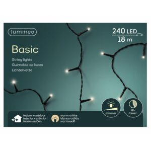 LED basicverlichting 240-lamps