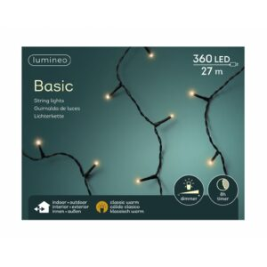 LED basicverlichting 360-lamps
