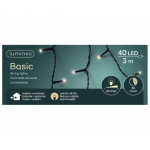 LED basicverlichting 40-lamps