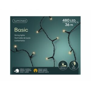 LED basicverlichting 480-lamps