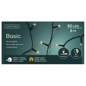 LED basicverlichting 80-lamps