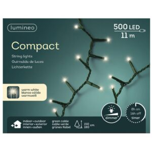 LED compactverlichting 500-lamps 'warm wit-1